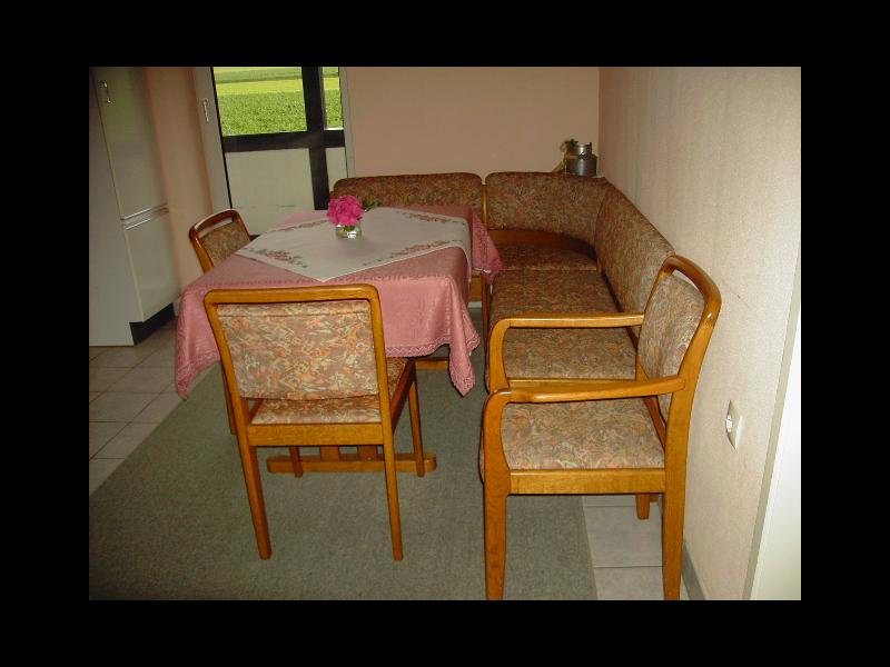 Küche-Sitzecke